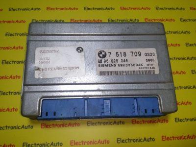 Calculator cutie automata BMW X5 5WK33503AK, 7518709,