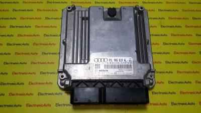 ECU Calculator motor Audi 2.0TDI 0281016572, 03L906019AL