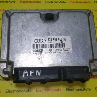 ECU Calculator motor Audi A6 1.9TDI 0281001808, 038906018DG