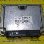 ECU Calculator motor Audi A6 1.9TDI 0281001808, 038906018DG