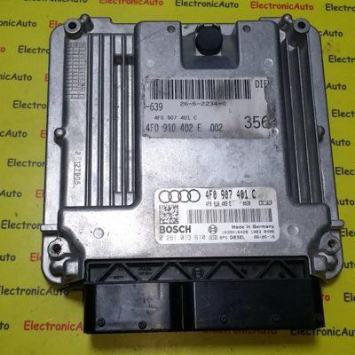 ECU Calculator motor Audi [A6] 3.0TDI 0281013610, 4F0910402E