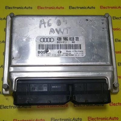 ECU Calculator motor Audi A6  4B0906018DB