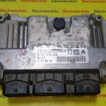 ECU Calculator motor Citroen C4 1.6 0261208491, 9657489480