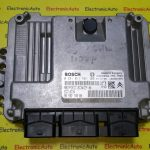ECU Calculator motor Citroen C5 1.6HDI 0281011561, 9658274580