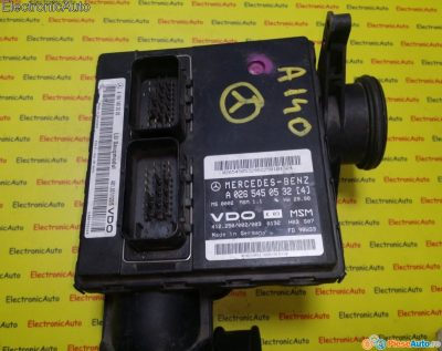 ECU Calculator motor Mercedes A-Clas A0265450532