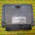 ECU Calculator motor Opel Astra G 2.0DTI 0281010050 EDC15M1 Y20DTH