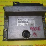 ECU Calculator motor Peugeot 406 1.9TD 0281001262 AS3.1 DHX