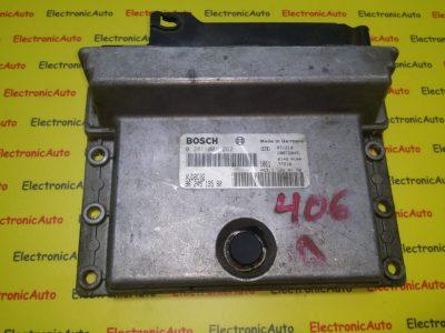 ECU Calculator motor Peugeot 406 1.9TD 0281001262 AS3.1 DHX