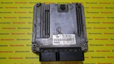 ECU Calculator motor Skoda Octavia 1.9TDI 0281012237, 03G906016K