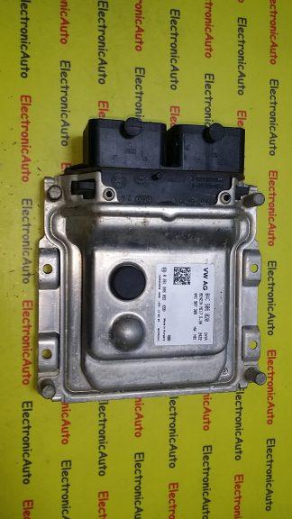 ECU Calculator motor VW 1.0 0261S06092, 04C906020