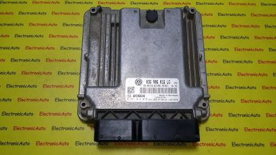 ECU Calculator motor Vw Caddy 0281014070, 03G906016LG