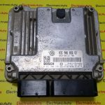 ECU Calculator motor Vw Golf 5 1.6FSI 0261S02185, 03C906056CK