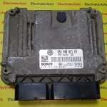 ECU Calculator motor VW Golf5 1.9TDI 0281013226, 03G906021KH