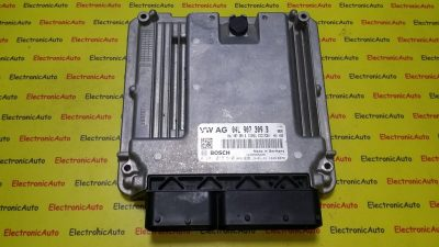 ECU Calculator motor VW Golf7 1.6TDI 0281018510, 04L907309B