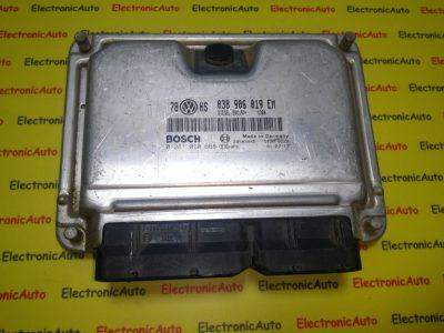 ECU Calculator motor VW Passat 1.9TDI 0281010668 EDC15P