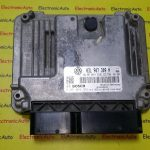 ECU Calculator motor VW Passat 2.0TDI 0281016374, 03L907309N