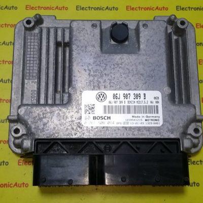 ECU Calculator motor VW Passat CC 2.0TSI 0261S06014, 06J907309B