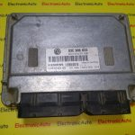 ECU Calculator motor VW Polo 1.2 03E906033