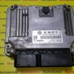 ECU Calculator motor VW Tiguan 2.0TSI 0261S07746, 06J906027FB