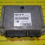 ECU Calculator motor+cip VW Golf4 1.4 036906014AB IAW 4AV.VA AKQ