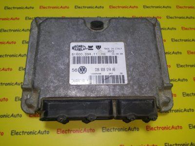 ECU Calculator motor+cip VW Golf4 1.4 036906014AB IAW 4AV.VA AKQ