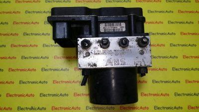 Pompa ABS Vw Polo 6Q0614117L, 0265231426