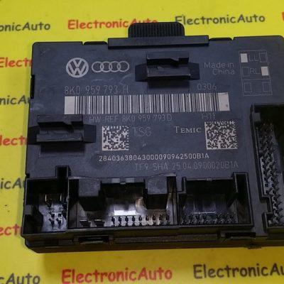 Calculator confort Audi A5, Q5 8k0959793h 8k0 959 793 h