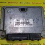 ECU Calculator motor Audi A4 1.9TDI 0281001721, 038906018S