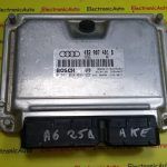 ECU Calculator motor Audi A6 2.5TDI 0281010098, 4B2907401B