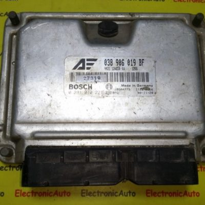 ECU Calculator motor Ford Galaxy 1.9TDI YM21-12A650-KA, 0281010221