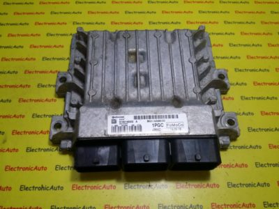 ECU Calculator motor Ford Transit  BK2112A650AC, SID208, S180146202A