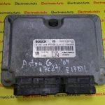 ECU Calculator motor Opel Astra G 1.7CDTI 0281010859, 24467018