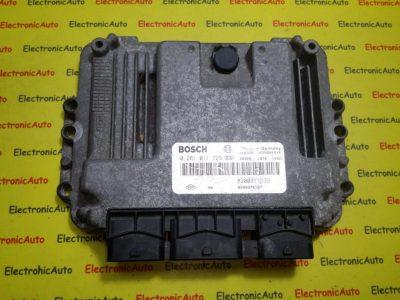 ECU Calculator motor Renault Espace 1.9DCI 0281011723, 8200311539, 8200376187