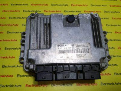 ECU Calculator motor Renault Megane 1.9DCI 0281012589
