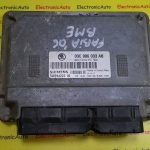 ECU Calculator motor Skoda Fabia 1.2 03E906033AB, 5WP44223 02