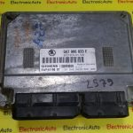 ECU Calculator motor Skoda Fabia 1.4 047906033E, 5WP44198 07
