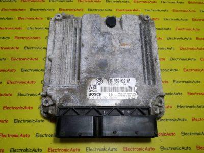 ECU Calculator motor Skoda Octavia 2.0TDI 03G906016HF, 0281012292 BKD