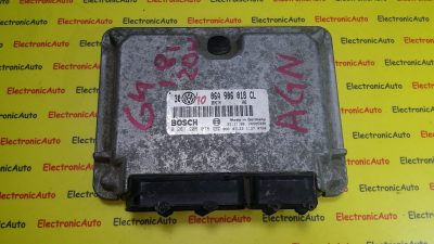 ECU Calculator motor VW Golf4 1.8 0261206076, 06A906018CL