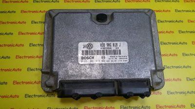ECU Calculator motor VW Golf4 1.9TDI 0281001613, 038906018J