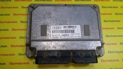 ECU Calculator motor VW Polo 1.6 06A906033A, 5WP43282