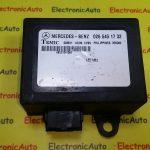 Imobilizator Mercedes Vito 0265451732, 026 545 17 32