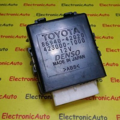 Modul electronic Toyota Rav4 8594042020