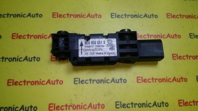 Senzor impact Audi 8E0959651B