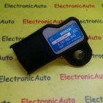 Senzor presiune galerie admisie Fiat, Opel 0281002845