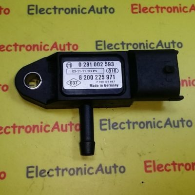 Senzor presiune galerie admisie Renault 8200225971