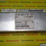 Calculator ABS Mercedes 2.2CDI 0265109052 0175457332 K02