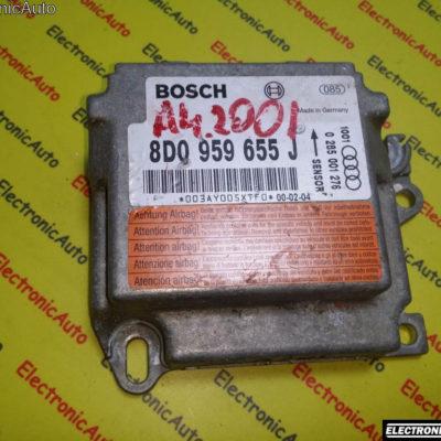 Calculator airbag Audi A4 8D0959655J