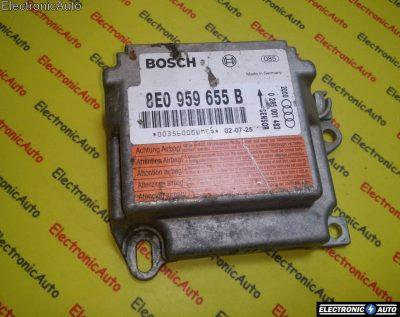 Calculator airbag Audi A4 8E0959655B