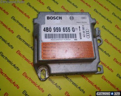 Calculator airbag Audi A6 4B0959655G