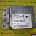 Calculator airbag Nissan Terrano 0285001640 98820 2X800